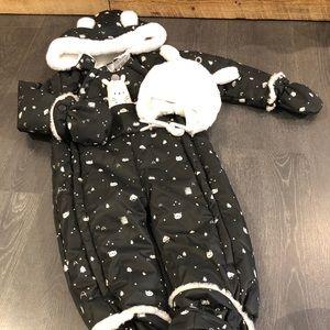 Souris mini Baby snowsuit -30 degrees + bonus hat